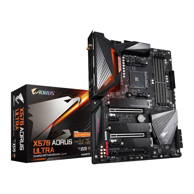 gigabyte ryzen x570 aorus ultra motherboard a