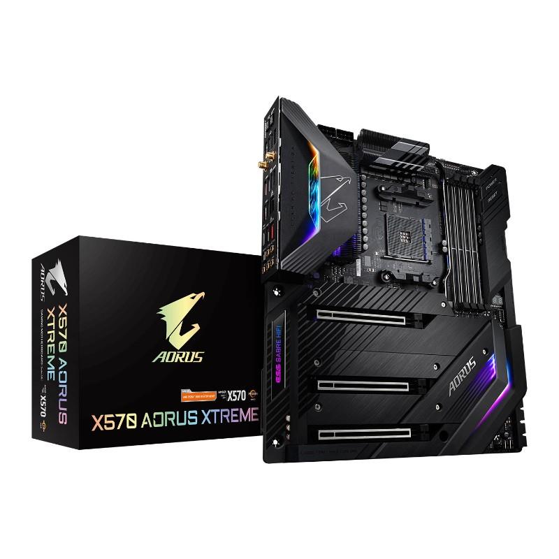 gigabyte ryzen x570 aorus xtreme motherboard a