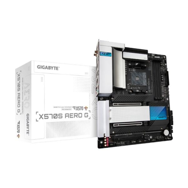 gigabyte x570s aero g am4 motherboard a