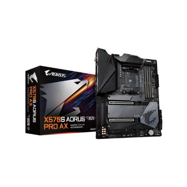 gigabyte x570s aorus pro ax am4 motherboard a