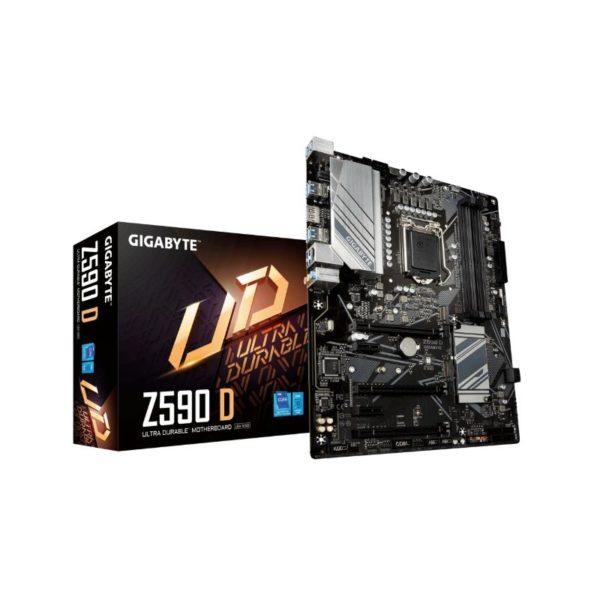 gigabyte z590 d intel lga 1200 motherboard a