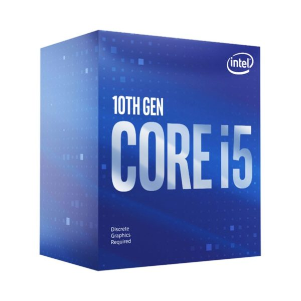 intel 10th gen core i5 10400f a