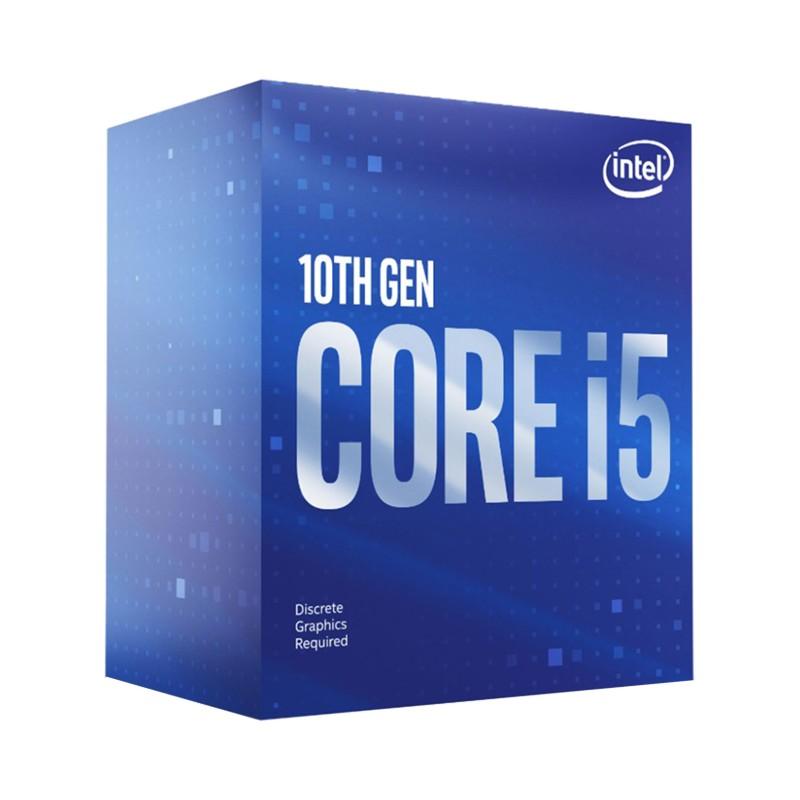 intel 10th gen core i5 10400f a