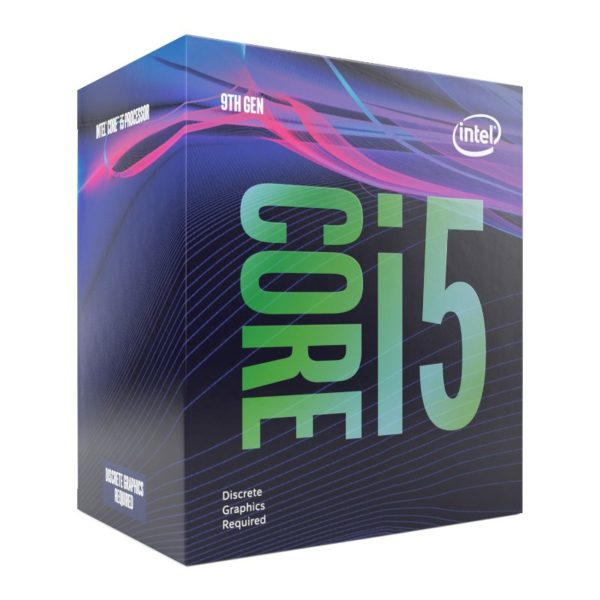 intel core i5 9500f cpu a