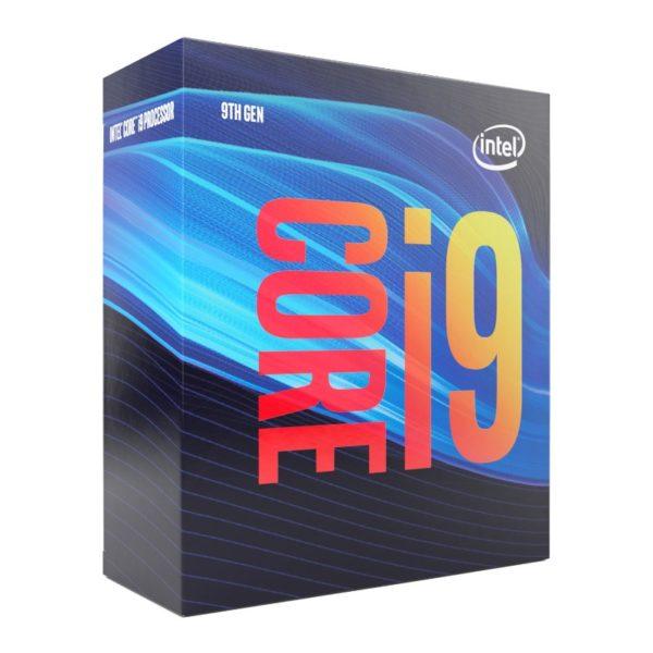 intel i9 9900 cpu a