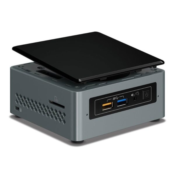 intel nuc6cayh mini pc a