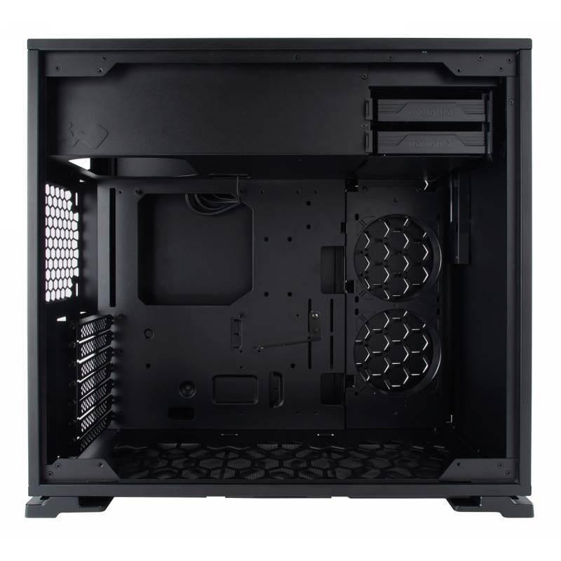 inwin 101 gaming case black c