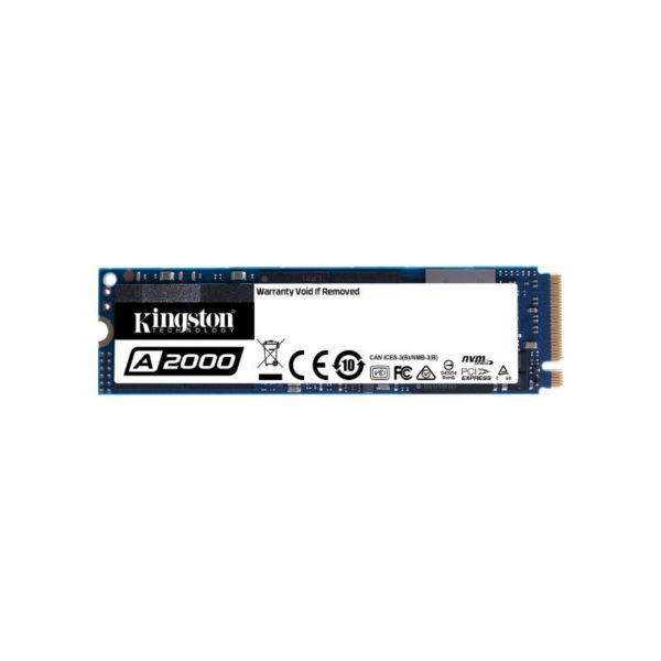 kingston a2000 250gb nvme pcie solid state drive a