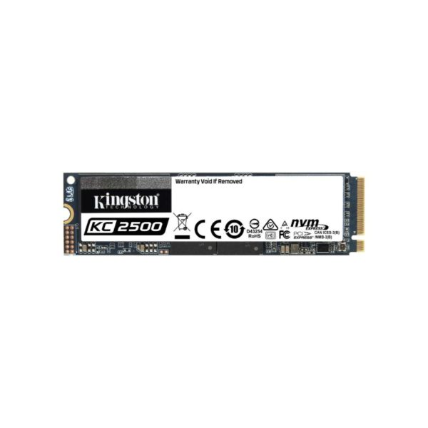 kingstron kc2500 500gb nvme pcie solid state drive a
