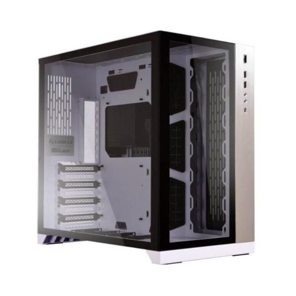 lian li pc o11 dynamic case white a