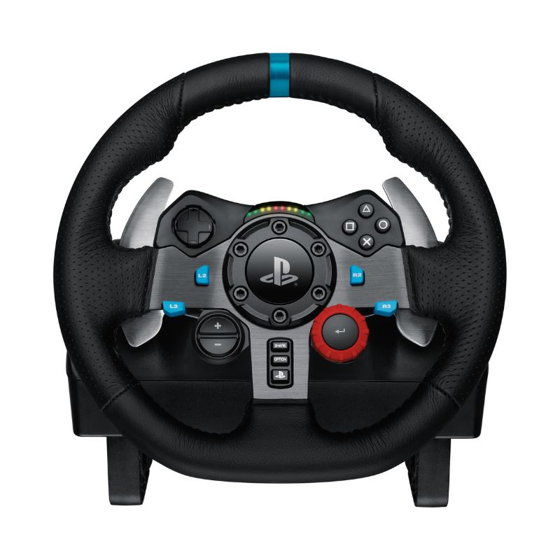 logitech g29 driving force wheel playstation pc b