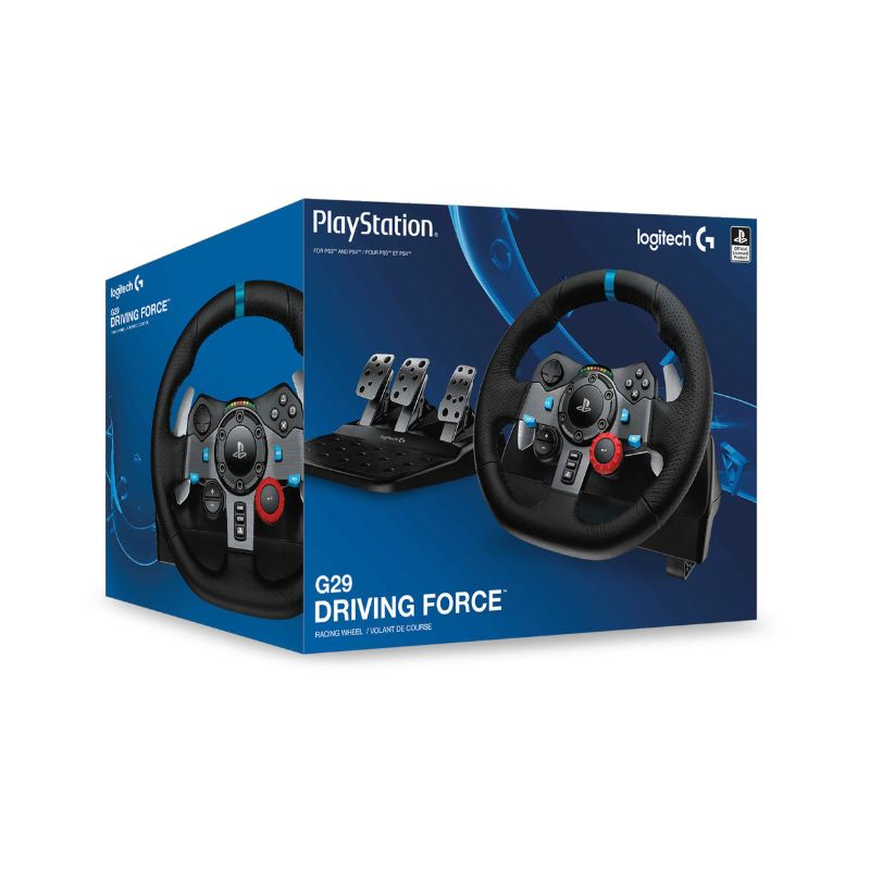 logitech g29 driving force wheel playstation pc d