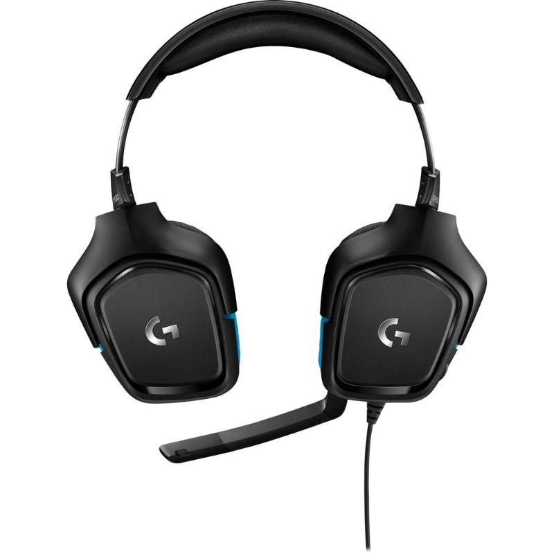 logitech g432 gaming headset c