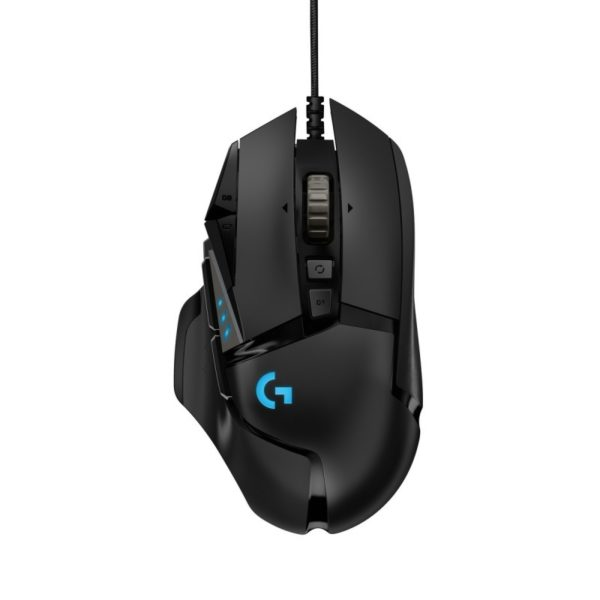 logitech g502 hero gaming mouse a