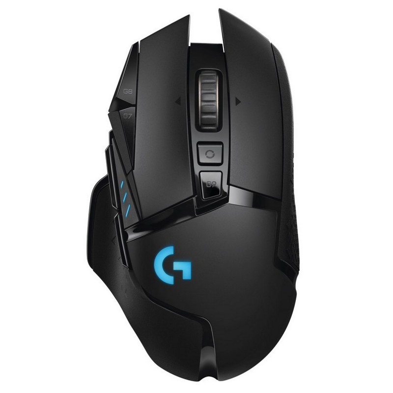 logitech g502 wireless gaming mouse a