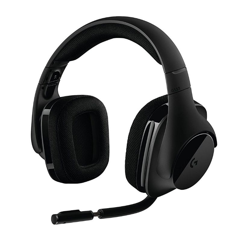 logitech g533 wireless gaming headset a