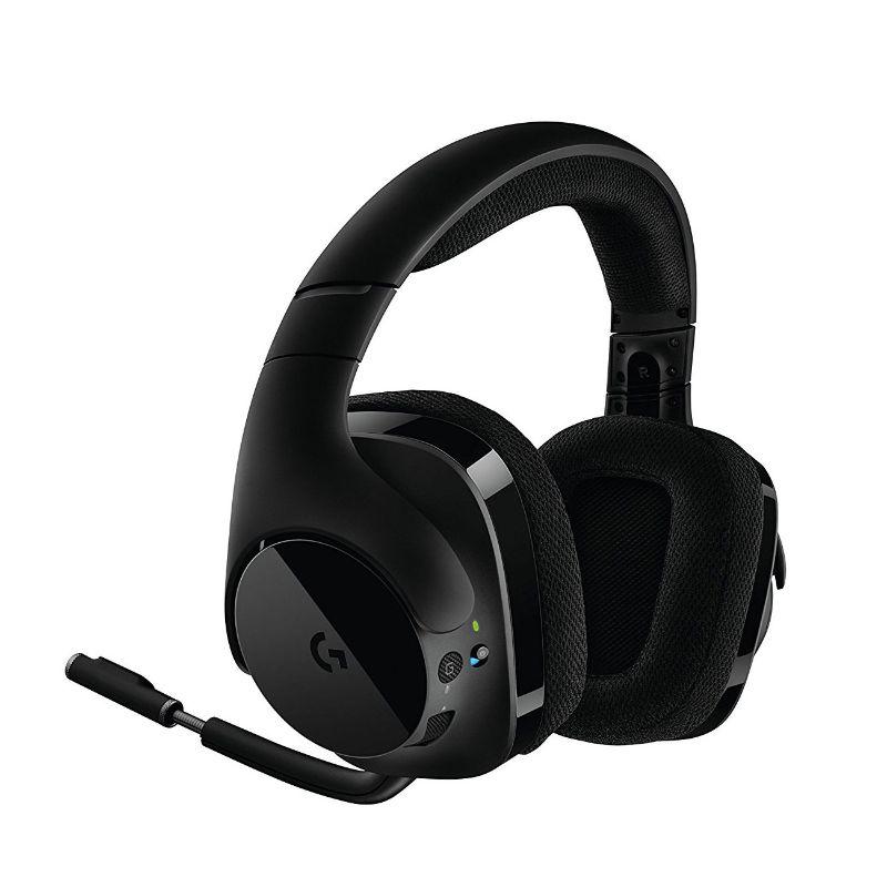 logitech g533 wireless gaming headset b