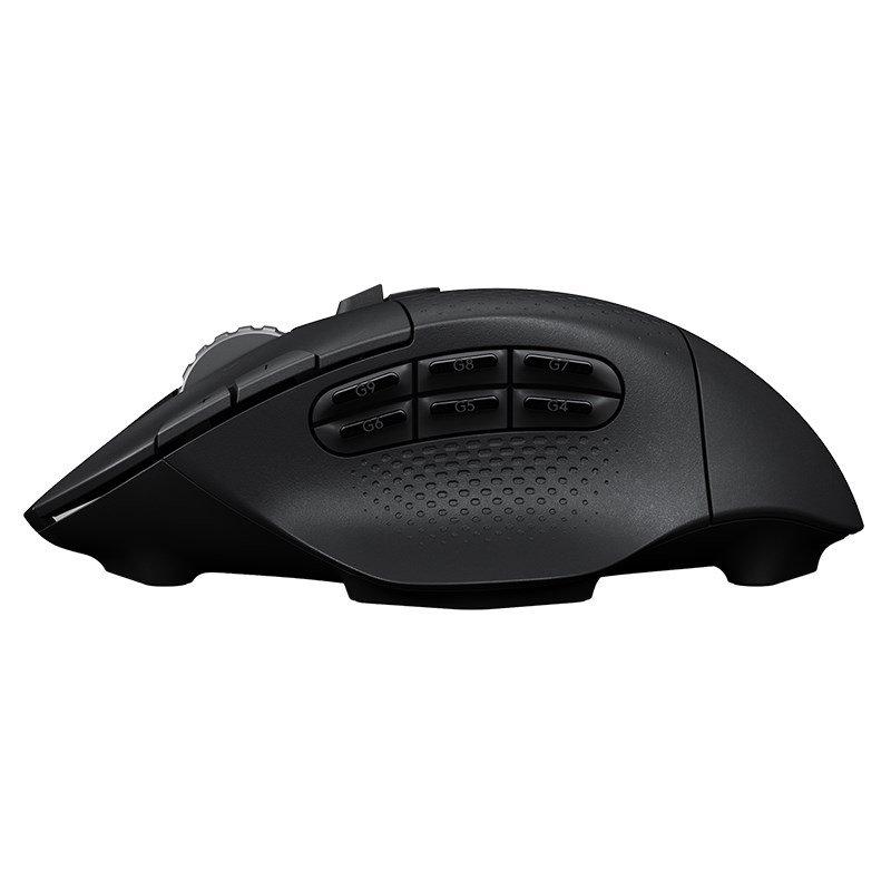 logitech g604 lightspeed wireless gaming mouse c