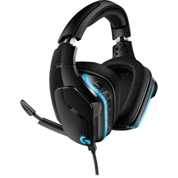 logitech g635 lightsync rgb gaming headset a
