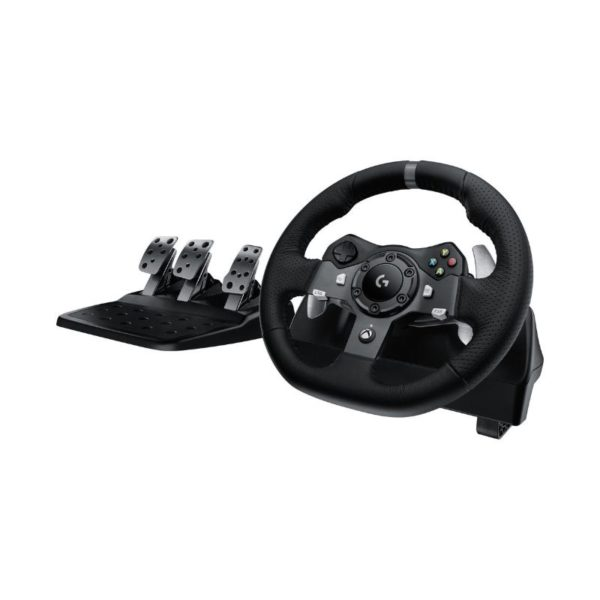 logitech g920 driving force wheel xbox one pc a