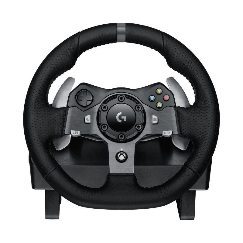 logitech g920 driving force wheel xbox one pc b