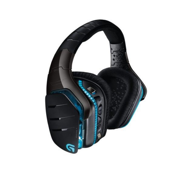 logitech g933 wireless gaming headset a