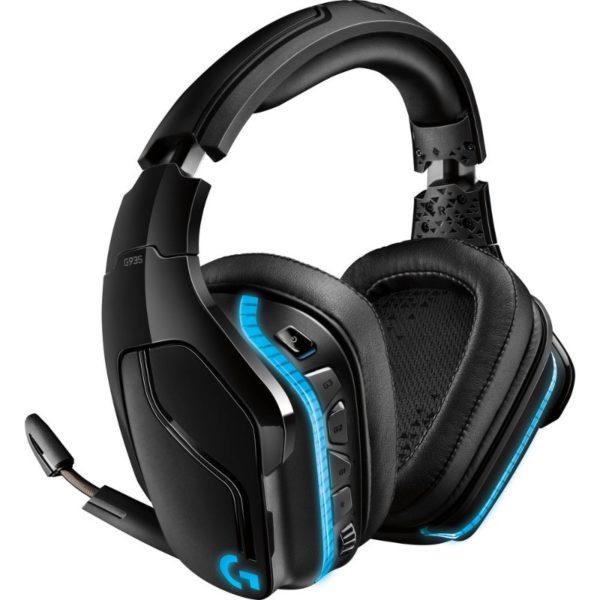 logitech g935 wireless lightsyncrgb gaming headset a