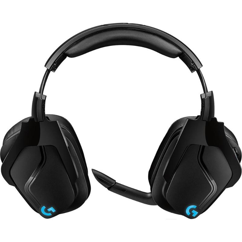 logitech g935 wireless lightsyncrgb gaming headset c