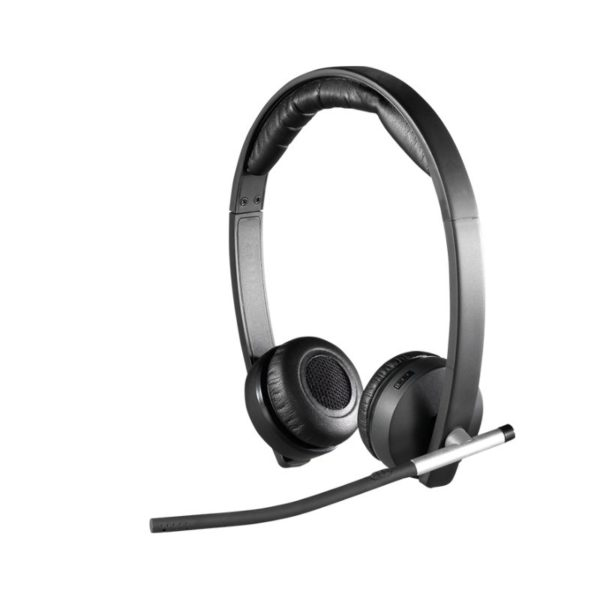 logitech h820e wireless headset with noise cancelling mic a
