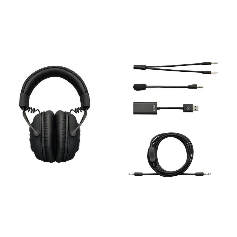 logitech pro gaming headset d