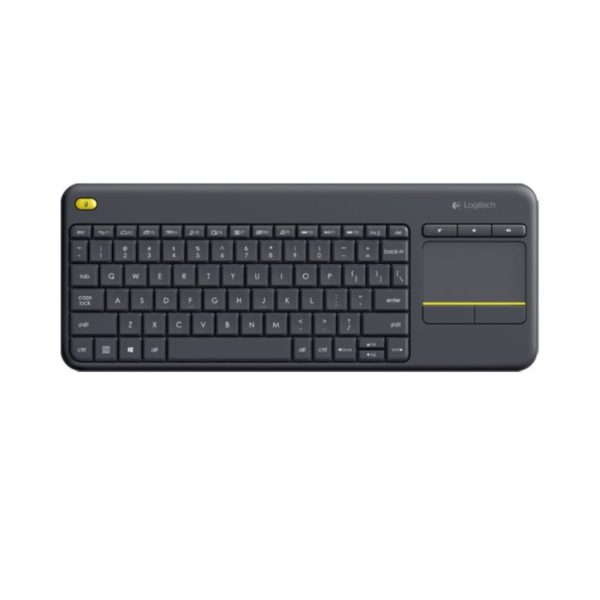 logitech wireless touch keyboard k400 plus a