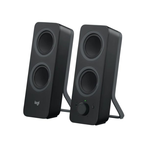 logitech z207 2 0 stereo computer speakers with bluetooth a
