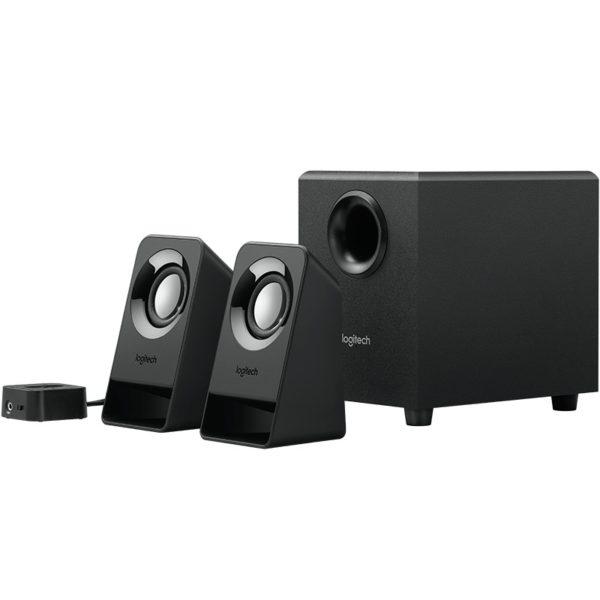 logitech z213 compact speaker system a