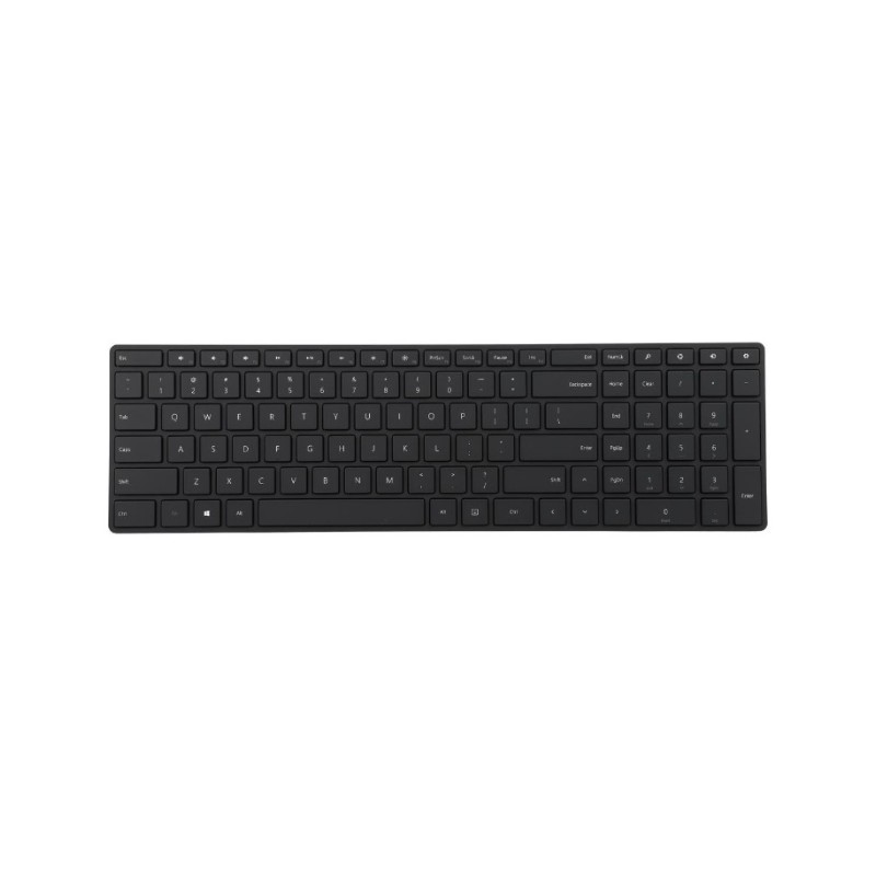 microsoft designer bluetooth keyboard and mouse b