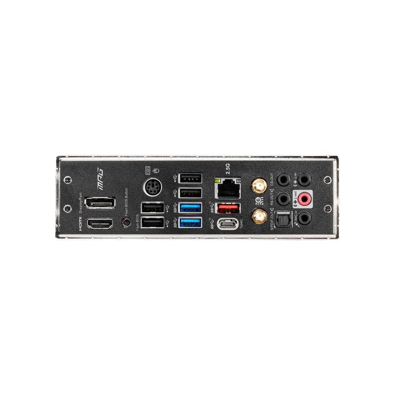 msi amd b550 mpg gaming carbon wifi atx motherboard d