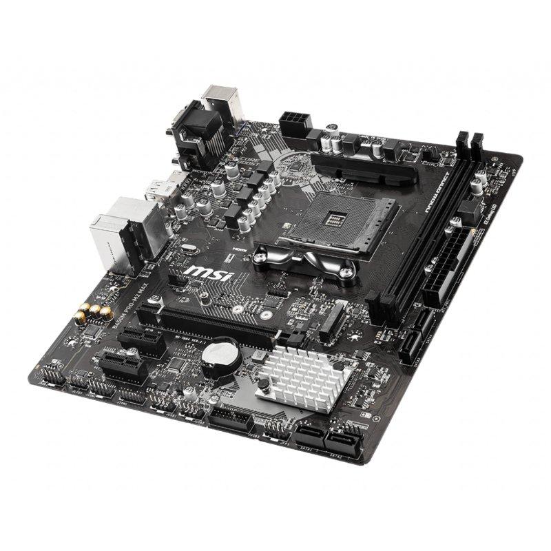 msi b450m pro m2 max am4 motherboard c