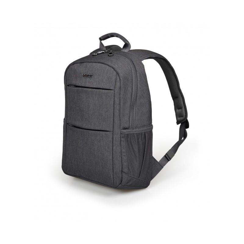 port sydney laptop backpack grey a