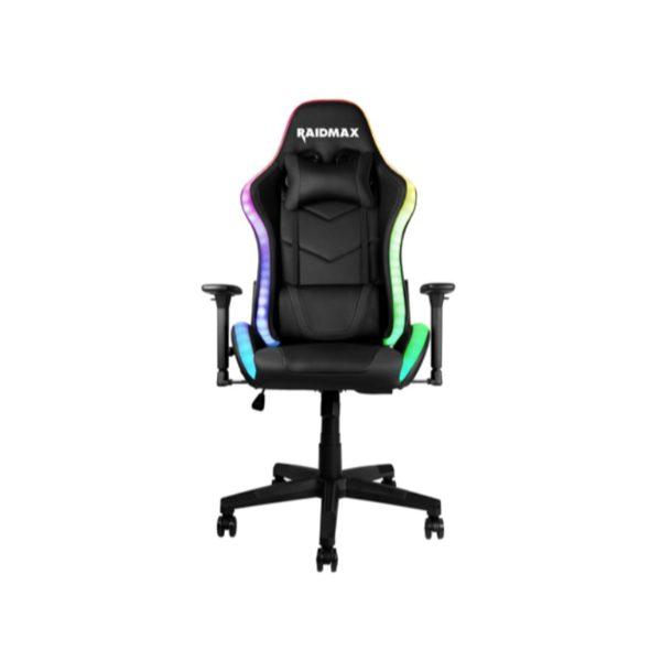 raidmax dk925 argb gaming chair black a