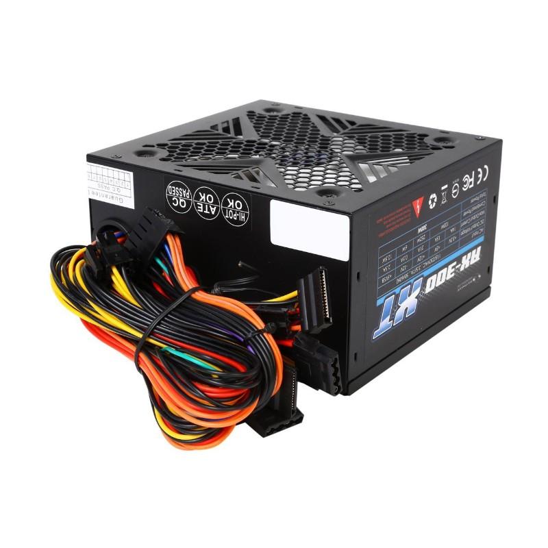 raidmax rx 300xt 300 watt power supply b