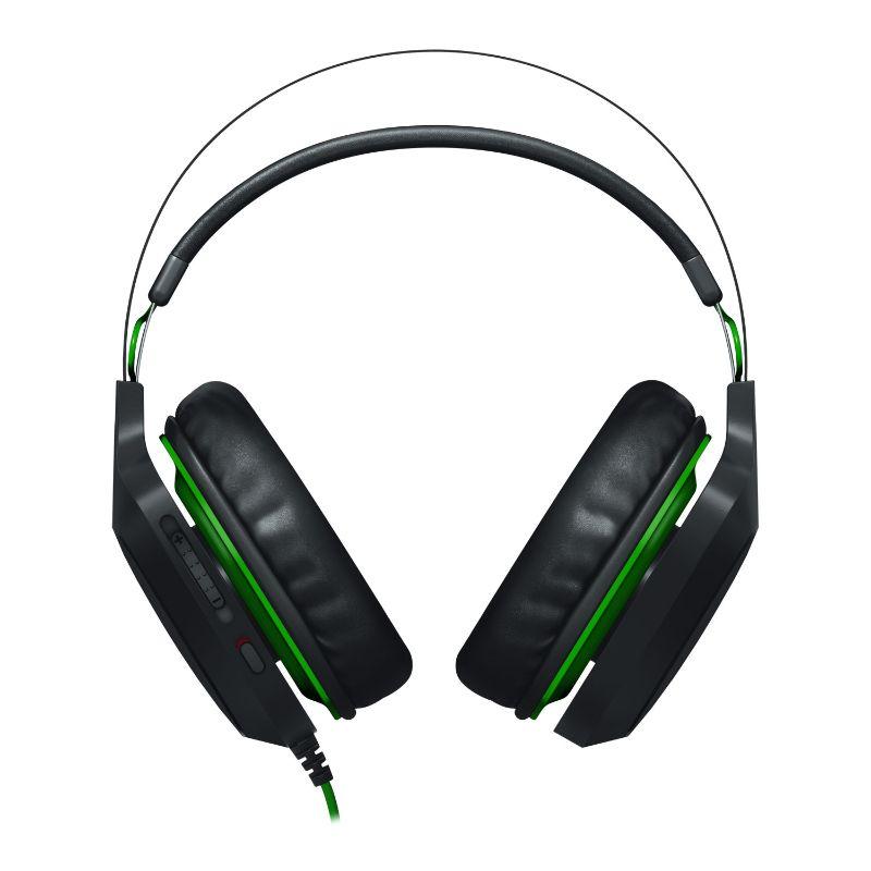razer electra v2 gaming headset black c