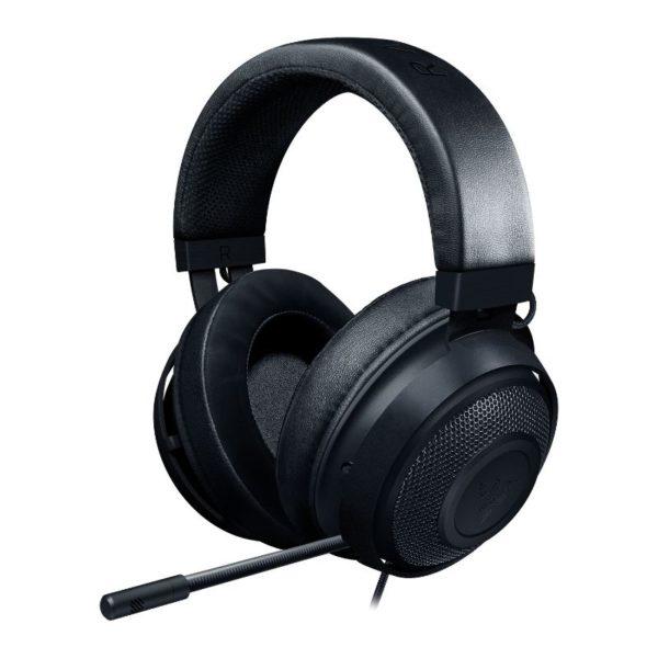 razer kraken gaming headset black a