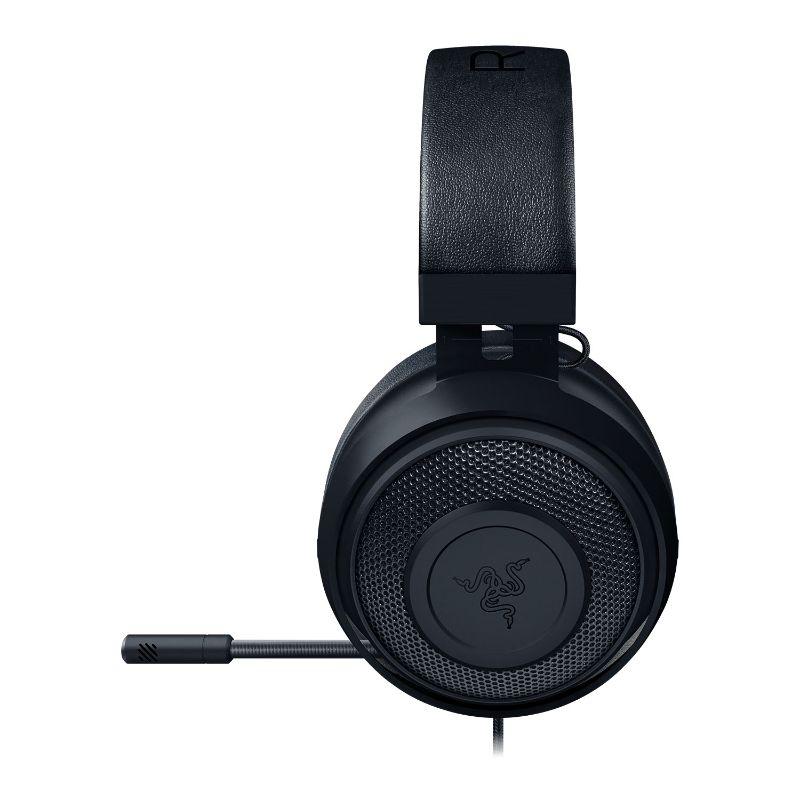 razer kraken gaming headset black c