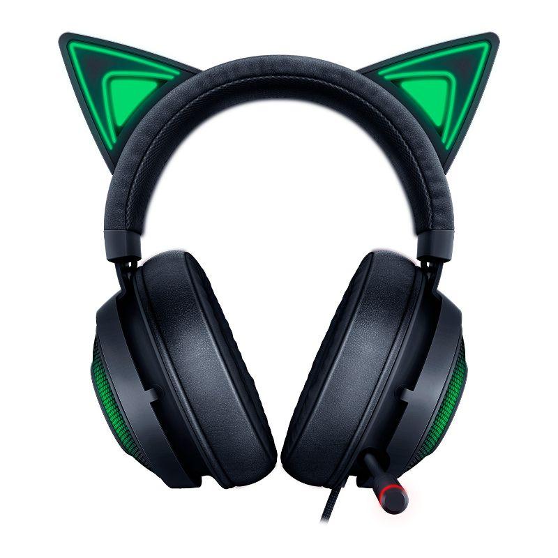 razer kraken kitty gaming headset black b