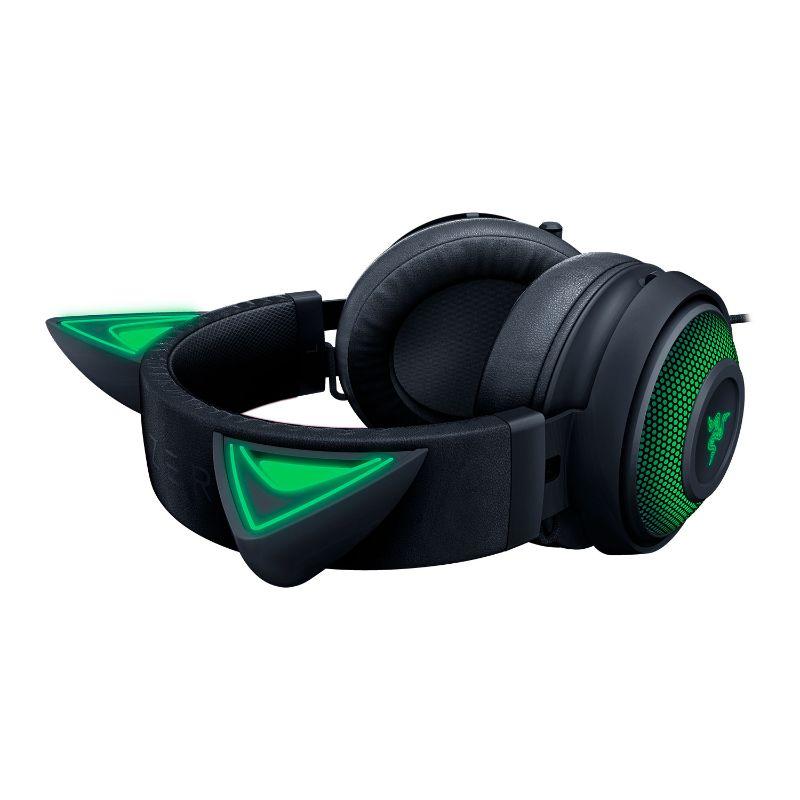 razer kraken kitty gaming headset black d
