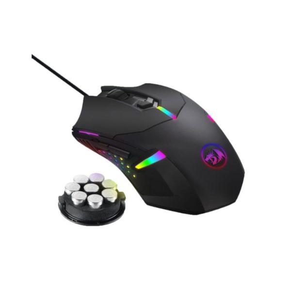 redragon m601 centrophorus rgb gaming mouse a