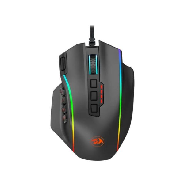 redragon m901 perdiction rgb gaming mouse a