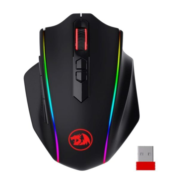 redragon vampire elite wireless gaming mouse a