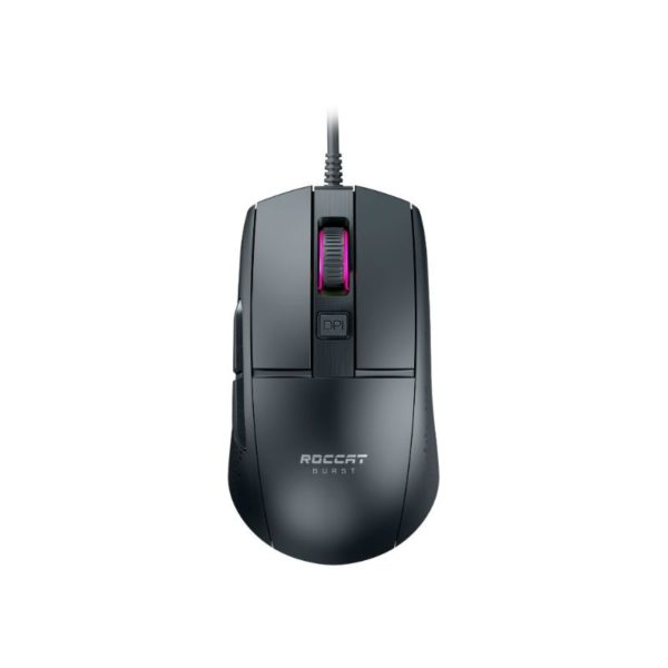 roccat burst core lightweight gaming mouse black a
