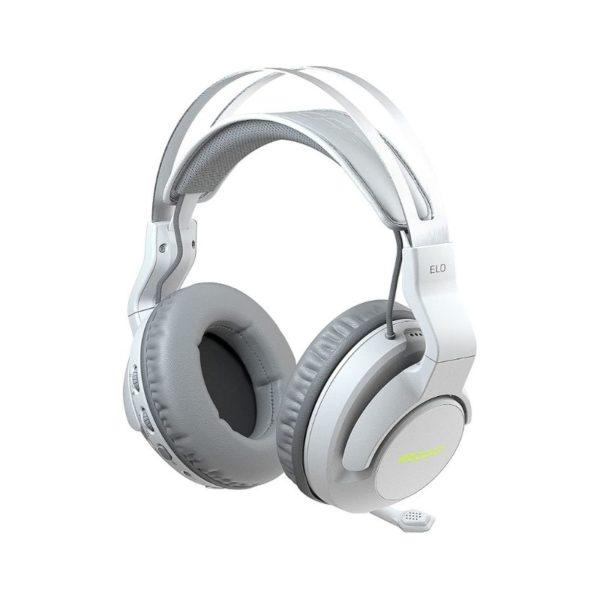 roccat elo 7 1 air wireless surround sound gaming headset white a