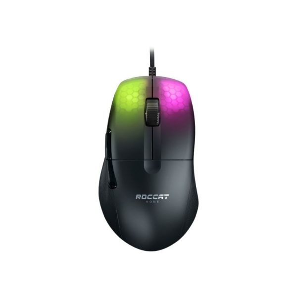 roccat kone pro lightweight gaming mouse black a